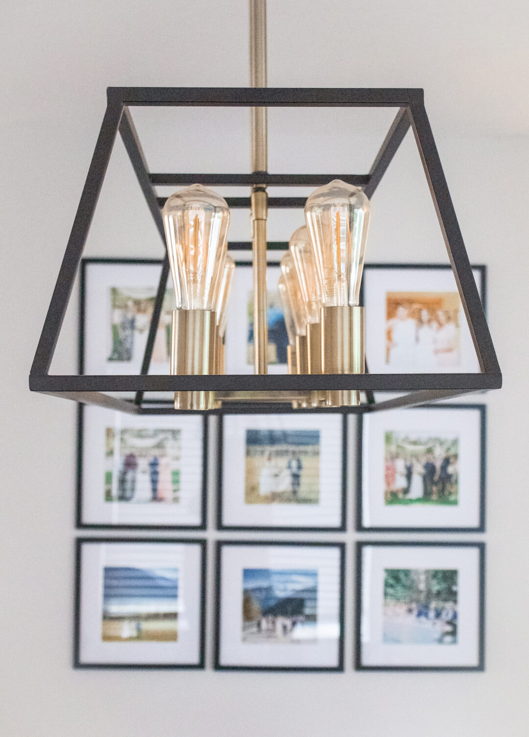 Home Tour Series: Our Morern Farmhouse Dining Room