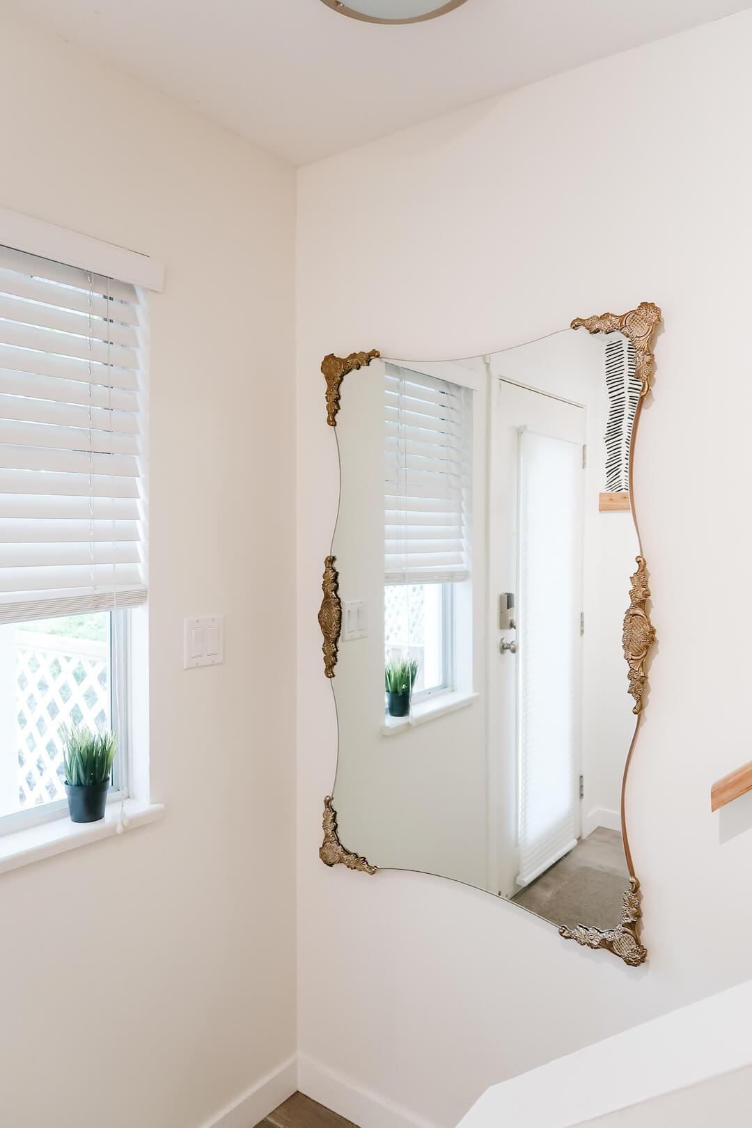 DIY Small Entryway Makeover