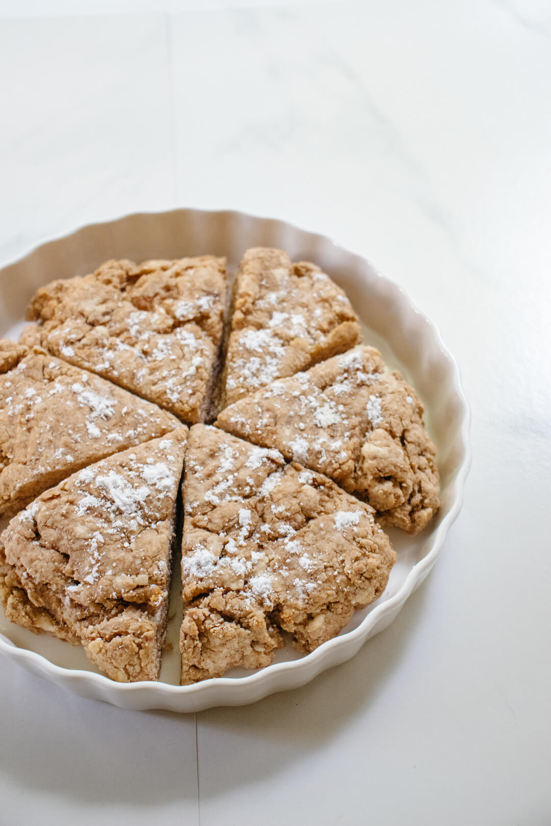 Crumbly Cinnamon Scones Recipe | 30 Minute Recipes